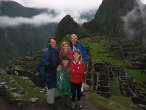Machu Picchu Higham