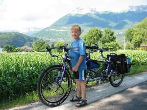 Tandem bike 2
