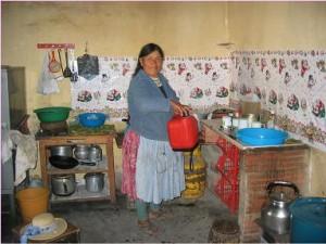 Bolivia meal