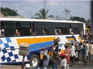 Bus Tanzania
