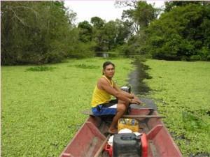 Canoe Bolivia