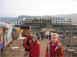 Cruise China