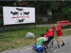Katrina wheelchair