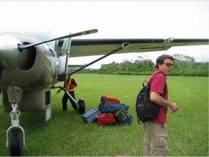 Plane Bolivia