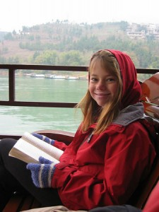 Reading China Cruise